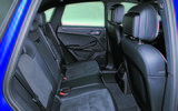 2017 Porsche Macan S road test review - rear seats