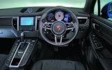 2017 Porsche Macan S road test review - interior