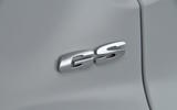 MG GS Exclusive badging