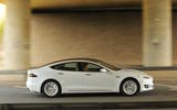 Tesla Model S 60D side profile