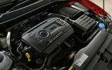 2.0-litre TSI Seat Leon Cupra 290 engine