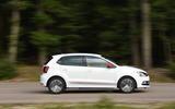 Volkswagen Polo Beats Edition side profile