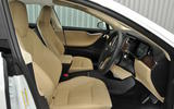 Tesla Model S 60D interior