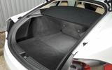 Tesla Model S 60D boot space