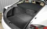 Tesla Model S 60D boot space