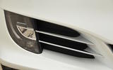 Tesla Model S 60D air vents