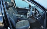 Mercedes-Benz GLE 350 d interior