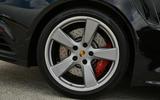 Porsche 911 Turbo Cabriolet alloys