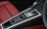 Porsche 911 Turbo PDK gearbox