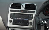 Volkswagen Polo Beats Edition infotainment system