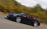4 star Porsche 911 Turbo Cabriolet