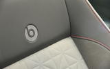 Volkswagen Polo Beats Edition stitched seats