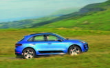 2017 Porsche Macan S road test review - driving side