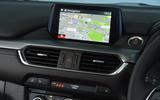 Mazda 6 sat nav system