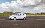 Ford Fiesta mock-up