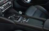 Mazda 6 transmission tunnel