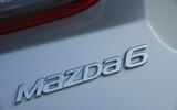 Mazda 6 badging
