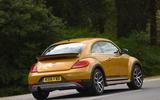 Volkswagen Beetle Dune rear