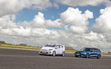 Volvo V60 braking tests