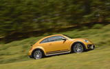 Volkswagen Beetle Dune side profile