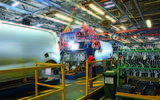 Vauxhall commercial vehicle production - Luton