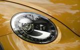 Volkswagen Beetle Dune xenon headlights