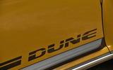 Volkswagen Beetle Dune decals
