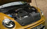 1.2-litre TSI Volkswagen Beetle Dune engine