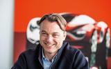 Laurens van den Acker wins Autocar Sturmey Award