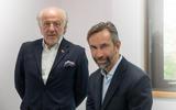 Hugh Chambers and David Richards