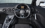 Audi TT Sport interior