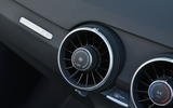 Audi TT climate control switchgear