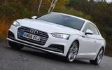 Audi A5 3.0 TDI 218 S line quattro
