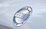Audi TT fuel filler cap
