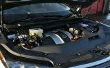 3.5-litre V6 Lexus RX450h engine