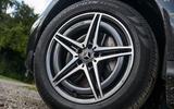 Mercedes-Benz EQC wheel