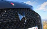 DS 3 Crossback grille emblem