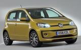 4 star Volkswagen Up