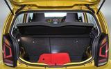 Volkswagen Up loaded boot