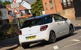 DS 3 Givenchy rear