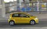 Volkswagen Up side profile