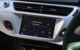 DS 3 Givenchy infotainment