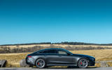 Mercedes-AMG GT 4-door Coupe - side profile