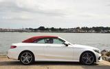 4 star Mercedes-Benz C 220 d AMG Line Cabriolet