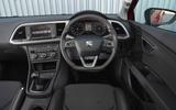 Seat Leon 1.4 dashboard