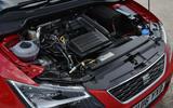 1.4-litre Seat Leon tubrocharged engine