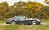 155mph Mercedes-Benz SL 400
