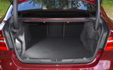 Jaguar XE boot space