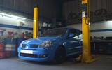 Renaultsport Clio 182 Sam Sheehan