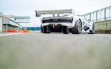 Brabham BT62 driven at Silverstone